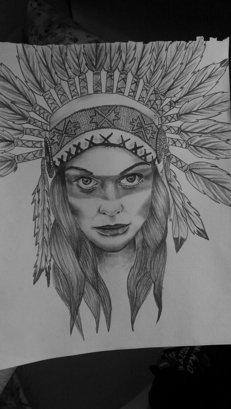 #Indian #girl #sketch #drawing