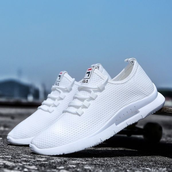 Escalera colección Encantada de conocerte  Fashion Mens Breathable Daily Wear Shoes Mans Casual Sports Shoes | Wish in  2020 | Casual athletic shoes, Casual sport shoes, Sport shoes men