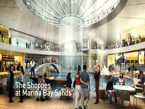 The Marina Bay Sands - Most Spectacular Destination in Singapore! | Singapore City 360