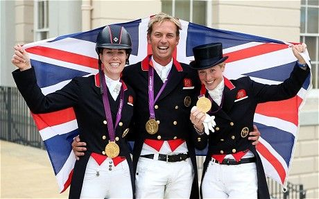 Charlotte Dujardin: from stable hand to Olympic horse whisperer - Telegraph