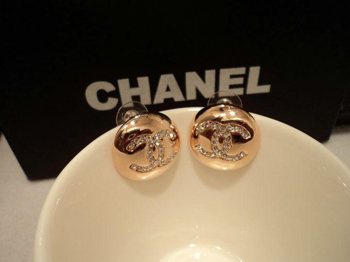 24 best Earrings images on Pinterest | Chanel, Chanel ...
