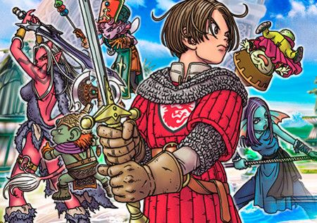 Dragon Quest X Launches on PS4 on August 17 on Switch on September 21 in Japan