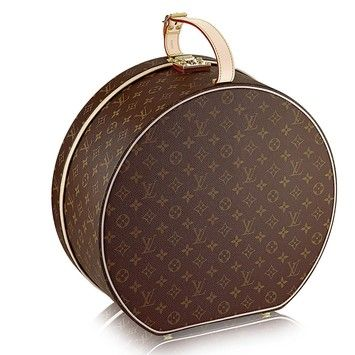 Louis Vuitton Hat Box Brown Monogram Travel Bag. Save 28% on the Louis Vuitton Hat Box Brown Monogram Travel Bag! This travel bag is a top 10 member favorite on Tradesy. See how much you can save