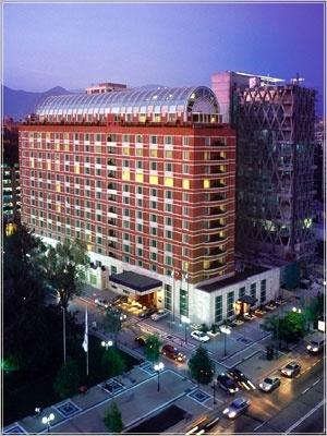Ritz Carlton Santiago - Santiago, Chile