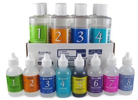 MTK plus - Liquid Minerals Test Kit
