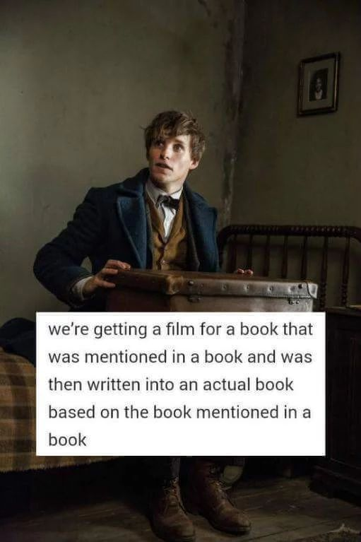 Harry Potter generation everyone! We ask and the queen delivers! Next we want either next generation stories or maurders stories.