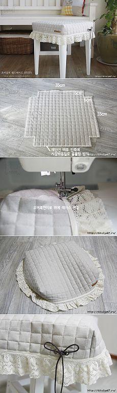 vanity stool idea (photos only)