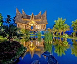 Ultimate getaway on the Balinese coast