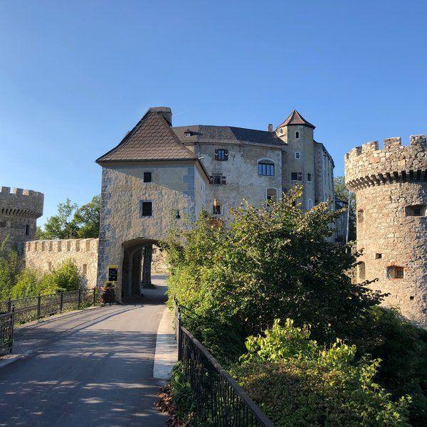 Burg Plankenstein Burg Steine Fotos