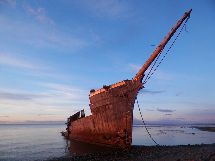 Lonsdale , estrecho de Magallanes , Chile