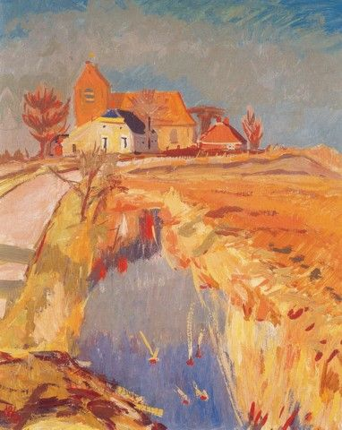 Jannes de Vries (De Ploeg) - Oostum