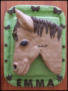Bonjour, aujourd'hui je vais vous donner toutes les explications nécessaires afin de réaliser vous-même: Un gâteau 2 D en forme de tête de cheval Ce qu'il vous faut: * 1 coloriage imprimé de tête de cheval. * 1 gâteau rectangle de base (facultatif). *...