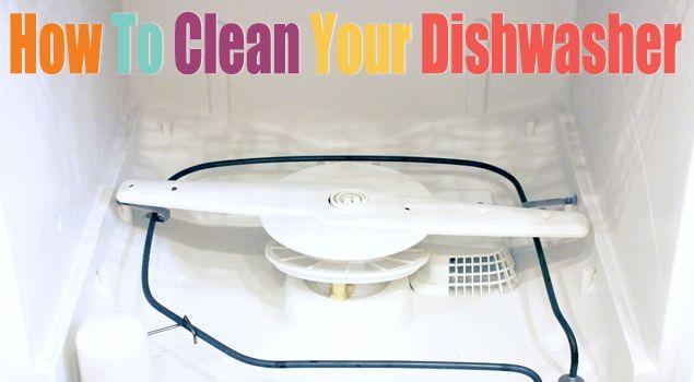 Het schoonmaken van je vaatwasser: Als eerste, trek het onderste rek eruit en kijk of het filter schoon is. Ten tweede ..... plaats een vaatwasmachinebestendig beker gevuld met gewone witte azijn op het bovenste rek van de vaatwasser. Draai het heetste programma. Als derde ..... na het gebruik van de azijn, strooi je een volle beker van zuiveringszout rond de bodem van de bodem en draai weer een kort maar heet programma... Voila hij is weer brandschoon!