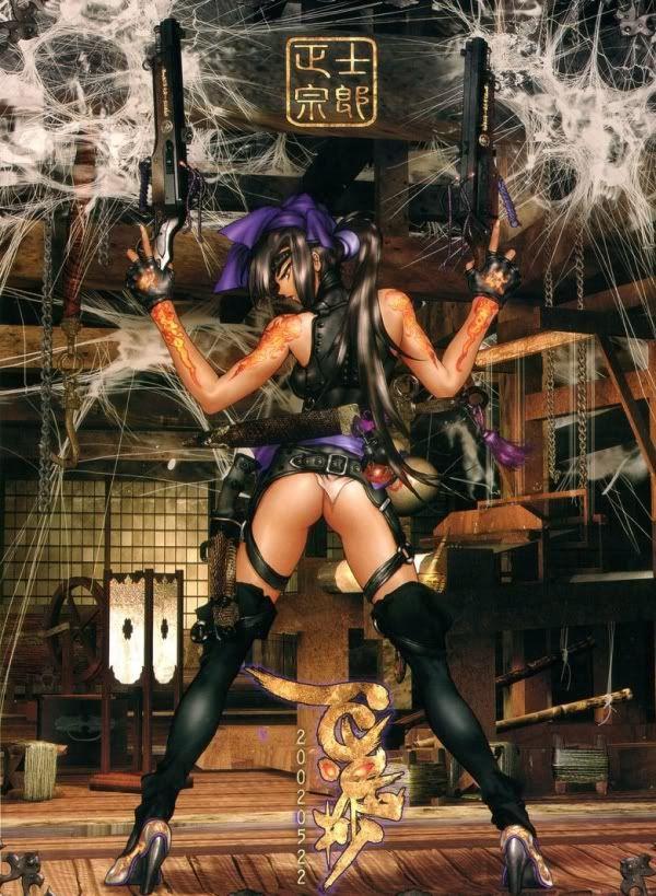 masamune shirow art - Google Search