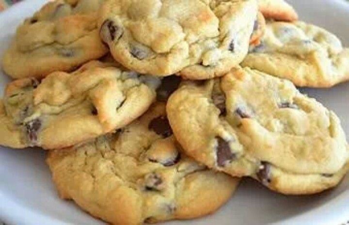 Chocolate Chip Pudding Cookies | Recipes | Pinterest