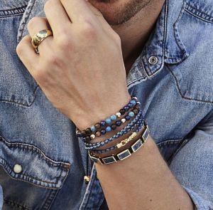 top 5 brazaletes pulseras para hombres http://www.andrewsanto.com/moda-masculina/top-5-brazaletes-pulseras-para-hombre-comprar/