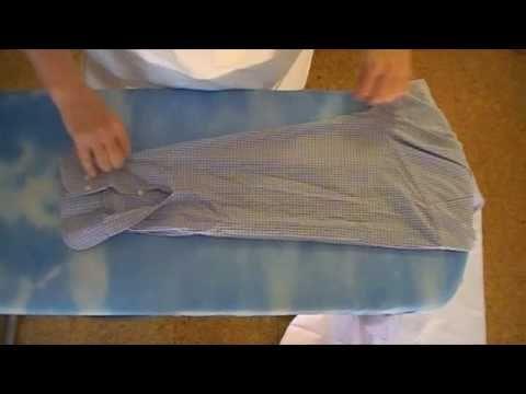 Hemden bügeln leicht gemacht in 6 Schritten - so klappt es auch bei Bügelhassern