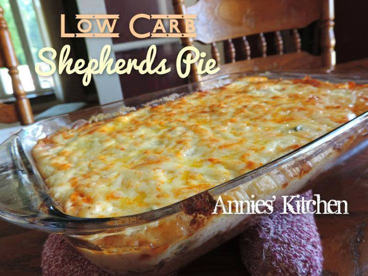 I love Shepherd's Pie and this ketogenic friendly version is amazing and healthy for the whole family!