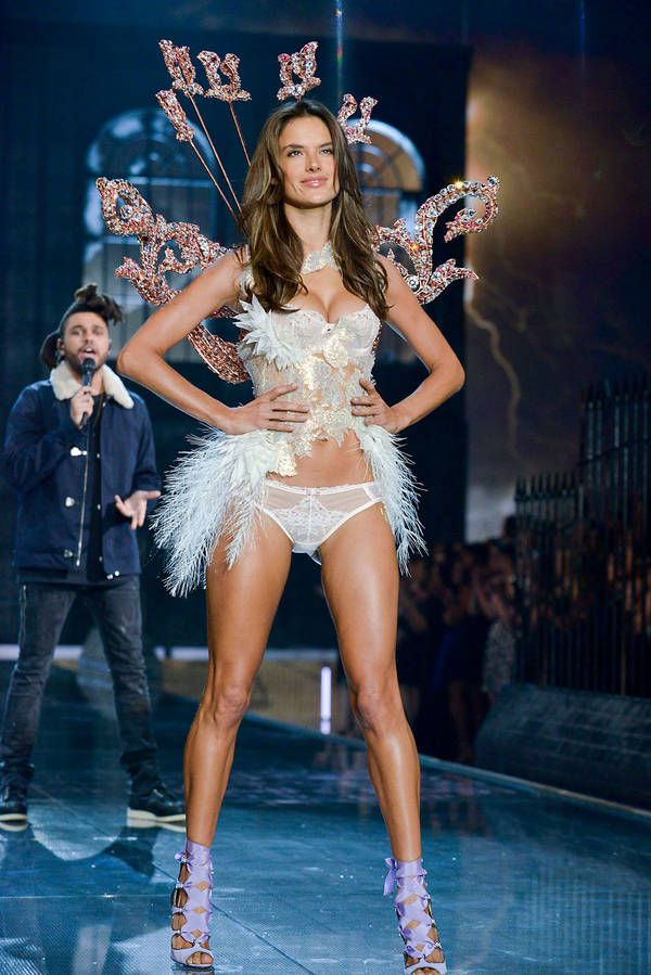 Les Anges Victoria's Secret : Alessandra Ambrosio