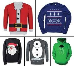cheesy christmas jumpers - Google Search
