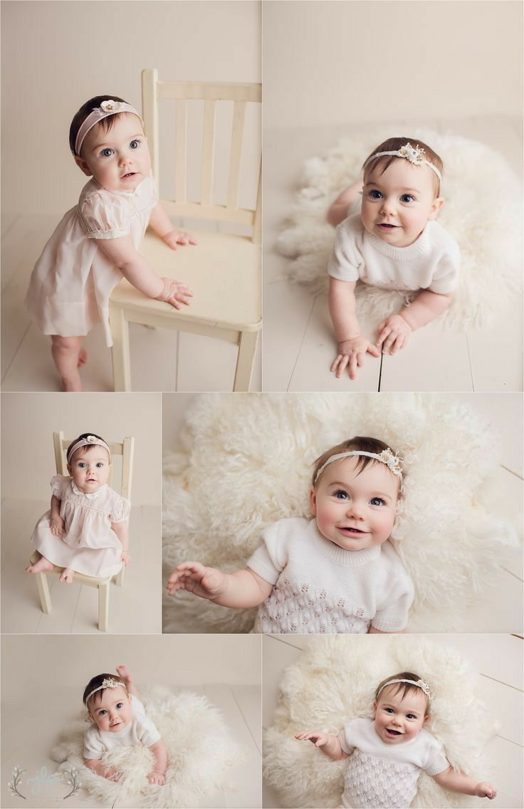 Best baby photoshoot ideas you can do yourself | Baby photoshoot girl, Baby  photoshoot, 6 month baby picture ideas