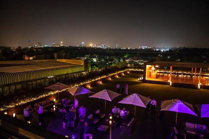 UrbanTree, stylish Sandton Rooftop venue & Garden