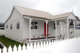Kitset homes, houses, cottages, studios :1880 Cottage Company, New Zealand