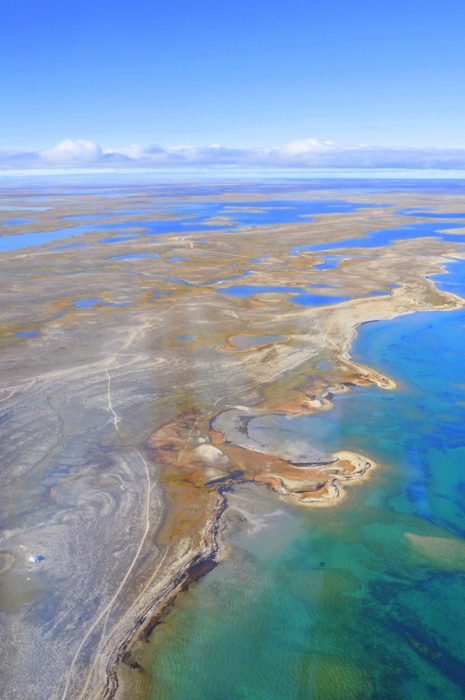 nunavut arctic island