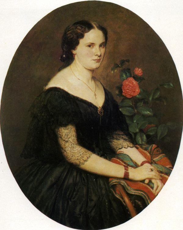 Josef Mánes (Czech, 1820-1871)