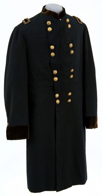 Union General William Gates LeDuc's Uniform Frock Coat