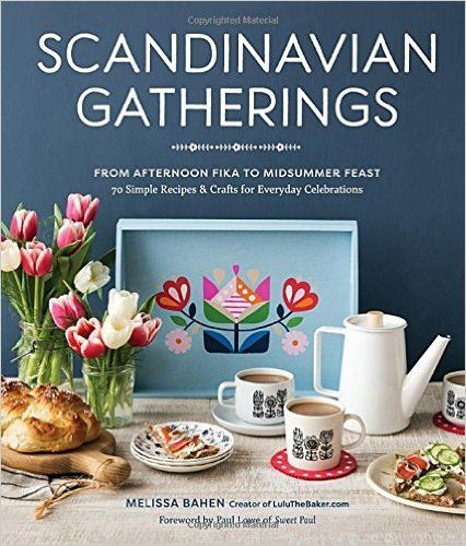 From the creator of the popular Lulu the Baker blog, this darling book of Scandinavian-inspired gathering ideas includes recipes and crafts for every day and special occasions. Equal parts entertaining, crafting, and cooking, it features 10 seasonal family-friendly gatherings filled with Norwegian, Swedish, Danish, and Finnish flavors and traditions.