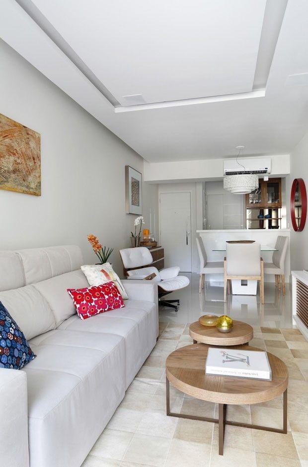 Apartamento Bianca da Hora (Foto: Divulgação)Consulte o site http://projetoseambientes.com.br/index.html