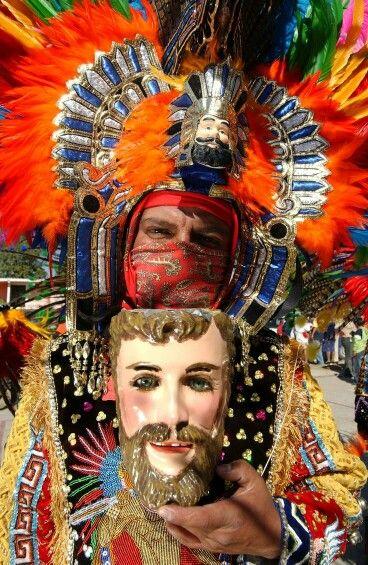 Carnaval #Tlaxcala #Mexico