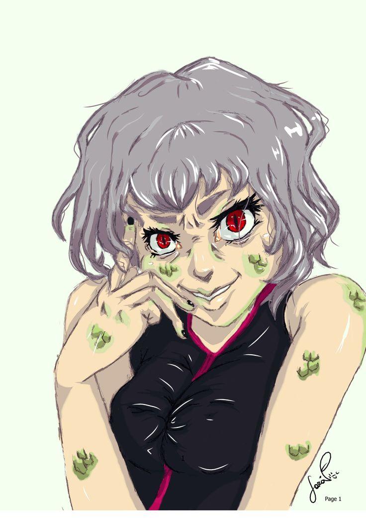 Snake girl #manga #drawing