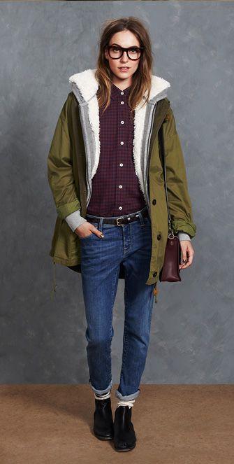 Ladies Coat Tails | Jack Wills