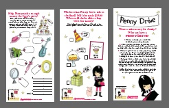 Free Pretty Penny Printables from Random House Children's Books: Coordinating Crafts, Book Characters, Free Pretty, Book Plates, Children S Books, Childrens Books, Read Kids Books, Children Books, Free Printables
