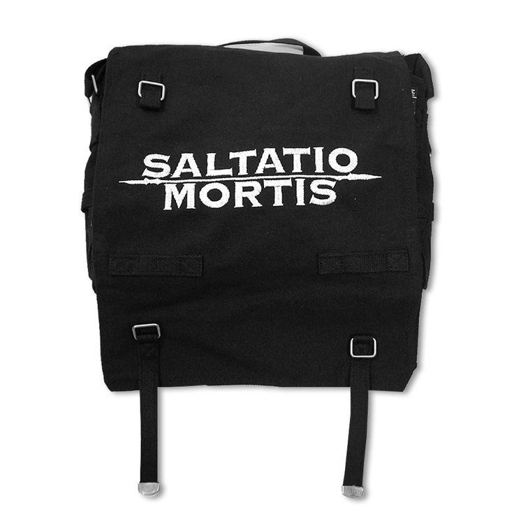 Logo von Saltatio Mortis - Tasche jetzt im Saltatio Mortis Shop
