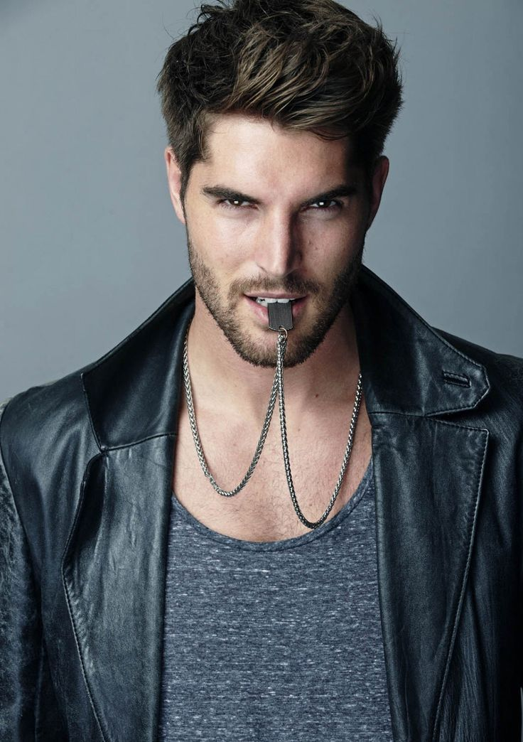 Nick Bateman / leather jacket / sexy guy / hot guy / martial artist / actor / DIMBFF / Death is my BFF by Katrocks247 on Wattpad