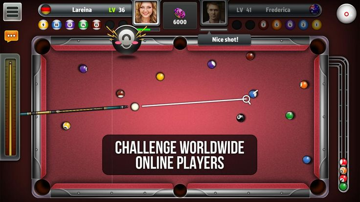 Pool Ball Master FULL APK Games Free Download :  Pool Ball Master is the world's Best ONLINE POOL Game!   Touch the screen, adjust the direction and intensity, strike the ball...