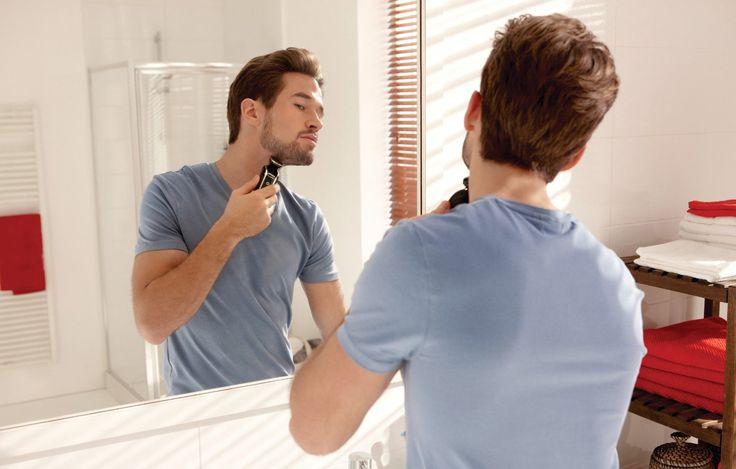 Conheça as vantagens de usar o Barbeador Elétrico na hora de se barbear.  1) Mais Seguro 2) Barba mais homogênea uma vez que o aparelho corta igual em todo o rosto. 3) Não precisa passar nenhum produto para começar a fazer a barba. 4) Se você for bem ágil em até cinco minutos sua barba estará pronta. 5) Melhor relação custo x benefício.  6) Agride bem menos a pele, não arranha. 7) Não deixa os pelos grossos.
