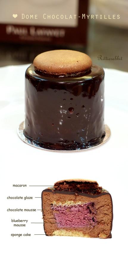 dome chocolat myrilles