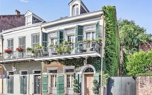 French Quarter New Orleans La Homes For Sale Caribbean Real