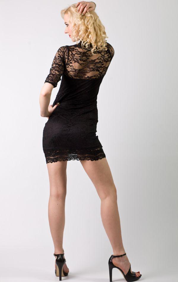 Sukienka Koronkowa Bodycon Dresstination - Dresstination