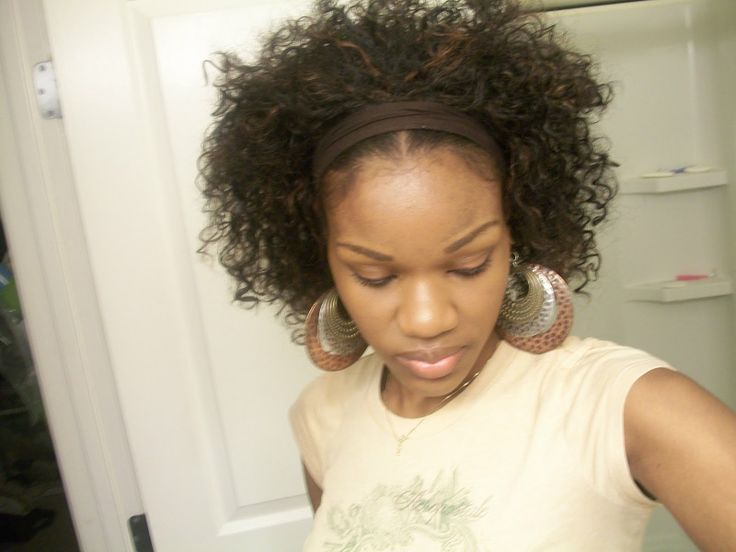 half wigs for black women | Our Unique Hair-iTage: Outre Evony Half ...