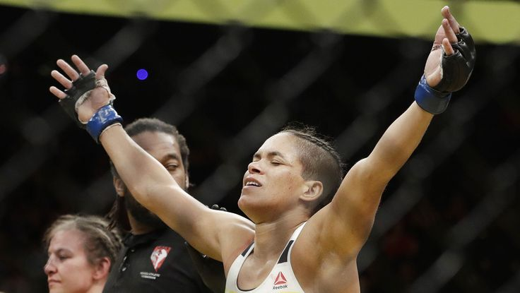 As first openly gay champ, Nunes UFC's new star. Amanda Nunes' first-round victory over Tate in the main event of UFC 200 was an outcome few saw coming.