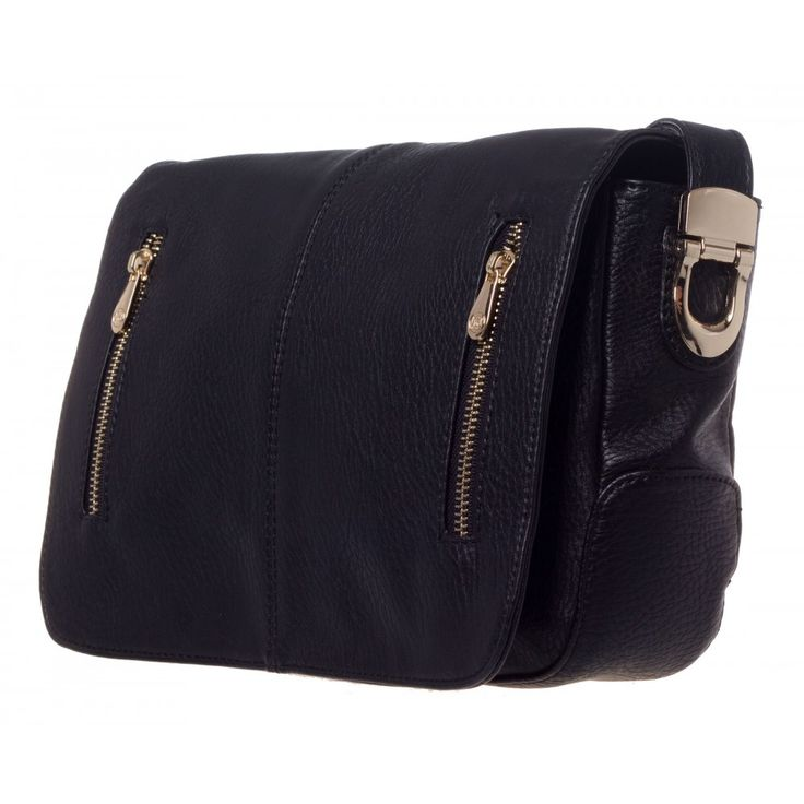 Small Zip Slouch Bag in BLACK #22794 - colette by colette hayman