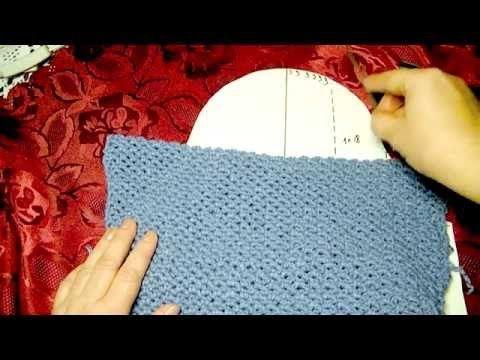Делюсь одним из лучших способов расчета закрытия петель оката рукава при вязании крючком и спицами. Особенно хорош этот способ для начинающих вязальщиц. Сдел...