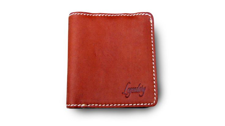 Large Bifold Tan Wallet By Legendary Leather **FREE EXPRESS DELIVERY** by…