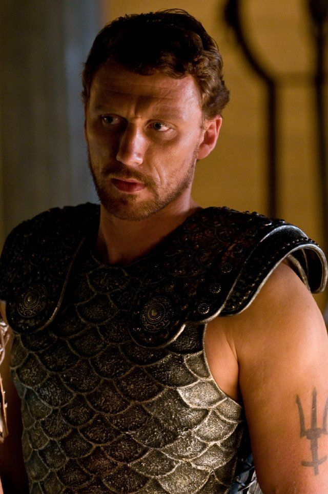 Kevin McKidd in Percy Jackson & the Olympians The Lightning Thief as Poseidon