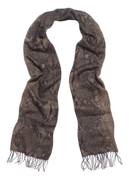 Reiss snake print scarf #McArthurGlenStyle